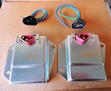 ADJUSTABLE EXTERNAL VOLTAGE REGULATOR KIT MOPAR DODGE PLYMOUTH 1970-87 LOT OF 2
