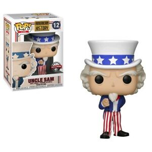 American History - Uncle Sam #12 Pop! Vinyl