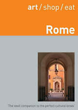 art/shop/eat Rome, D Nolan, New Book