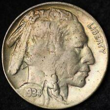 1934-D Buffalo Nickel CHOICE BU FREE SHIPPING E260 RNM
