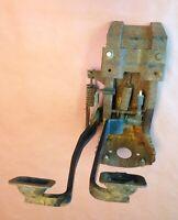 Jeep pedals brake clutch CJ Cj5 Cj7 Cj8 manual pedal assembly 76-86 AMC