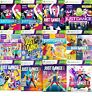 Xbox 360 Just Dance Xbox 360 Assorted Game - MINT - Same Day Dispatch - FAST DEL