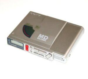 Sony MZ-R37 Minidisc Player/Recorder Walkman Top Zustand