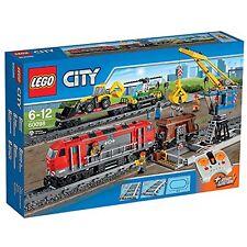 Lego 60098 Tren de Mercancías Pesadas.