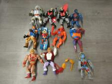 11 He-Man Masters of the Universe Action Figure Lot 80's 1984 1985