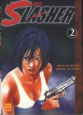 livre manga Slasher -2- Volume 2