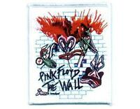 OFFICIAL LICENSED - PINK FLOYD - THE WALL CREATURE IRON ON / SEW ON WOVEN PATCH