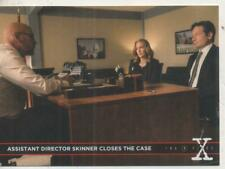 """The X-Files Season 10 """"Founders Mutation"""" DOUBLE-SIDED Promo Trading Card No.1"""