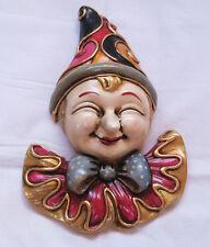 Masque de Venise en ceramique .