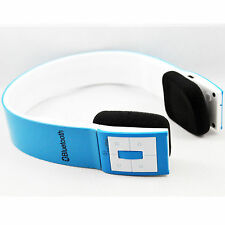 Universal 2ch Stereo Audio wireless bluetooth headset For Smart Phone Iphone Pda
