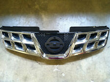 NEW OEM 2011-2013 NISSAN ROGUE FRONT GRILLE -NON KROM MODEL WO CAMERA  NO EMBLEM