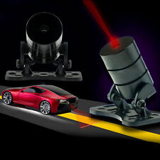 Anti-Collision Rear End Car Laser Endstück 12V LED Nebel Licht Auto Brake Lamp^^