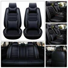 AU Luxury Leather Car Seat Covers 5-Seats For Toyota Corolla Mazda 3 Hyundai i30