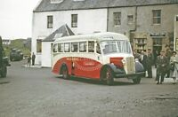 PHOTO MacBrayne Commer Comm 72 FGG637 at Lochboisdale in 1959