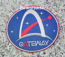 Lunar Gateway NASA Artemis Program Patch Jersey embroidery Aufnäher