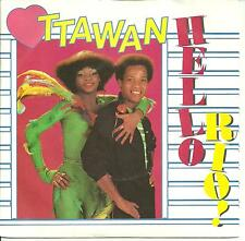 OTTAWAN - HELLO RIO / SHALALA SONG - ORIGINAL 80s FUNK SOUL DISCO ELECTRONIC POP
