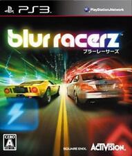 PS3 Blur Racerz Japan