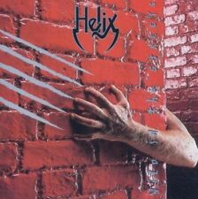 Helix - Wild In The Streets (NEW CD)