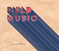 FIELD MUSIC-COMMONTIME (JEWL)  CD NEW