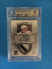2005-06 Upper Deck The Cup Sidney Crosby RPA BGS 9 Auto 10 #64/99