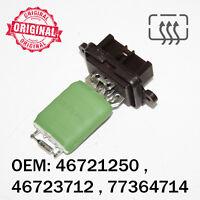Heater Resistor Fan Blower Control For Fiat 500 Albea Barcheta Cinquecento