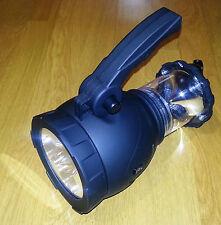 Lámpara de ambiente y linterna direccional, 2 en 1, led