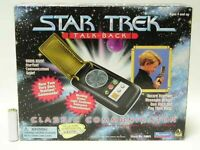 Playmates Star Trek Talk Back Classic Communicator with Box
