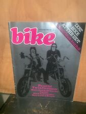 Bike Magazine December 1980 Issue Motorcycle Magazine Vintage.
