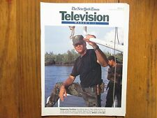March 6, 1994  N Y Times TV Magazine(FRED DRYER/DAY OF RECKONING/MEREDITH BAXTER