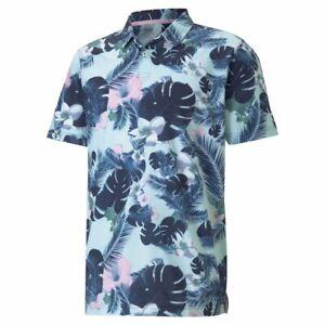 Puma Mens Sabbatical Polo Golf Shirt 599552 - New 2021