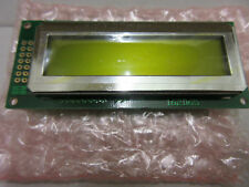 LCD DISPLAY MDLS162D65-HT-HV-RH 2x16 CHARACTERS VARIATRON +5/-5V 1 per sale