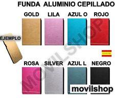 Funda Carcasa Aluminio metalica para SAMSUNG J7 2016 J710  Diseño colores