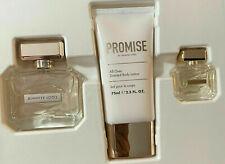 Jennifer Lopez Promise 3 Piece Pc Gift Set 1.7 oz Eau de Parfum + PLEASE READ!!!
