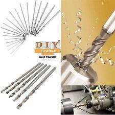 DIY Crafts®20Pc Mini HSS High Speed Steel Twist Drill Bit Set Tool Craft w Casep