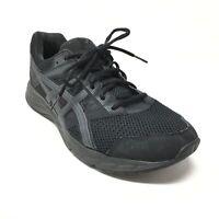 Men's Asics Gel-Contend 5 Walking Shoes Sneakers Size 10 2E Black Gray AB10