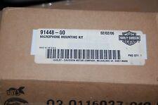 Harley Davidson Microphone Mounting Kit