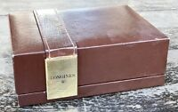 LONGINES Vintage Watch Box 1960's Conquest Master Heritage Evidenza 13ZN Diver