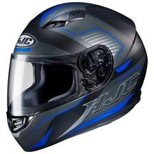 NEW HJC Helm CS-15 Trion schwarz blau matt Gr. XXL = 63/64 Motorradhelm