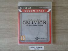 The Elder Scrolls IV Oblivion 5th Anniversary Edition PS3 Game - NEW & SEALED