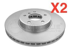 Front Brake Discs 332mm BMW E53 3.0d 3.0i 4.4i 34116794300