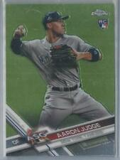 2017 TOPPS CHROME UPDATE ALL-STAR GAME AARON JUDGE RC!!