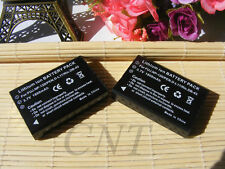 2 PACK Battery NP-120 / 3.7V / 1800 mAh // for Fuji FinePix F10 F11 Zoom