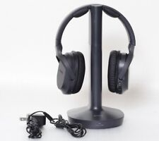 Sony MDR-RF995RK RF Wireless Headphones Universal TV Phone Game PC Devices R