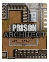 Prison Architect Steam Download Key Digital Code [DE] [EU] PC