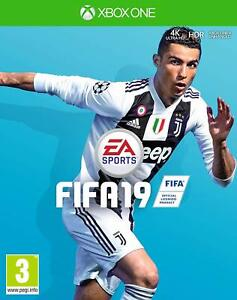 FIFA 19 Xbox One EXCELLENT Condition FAST Dispatch