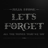 Julia Stone – Let's Forget All The Things That We Say CD EP NEW & SEALED