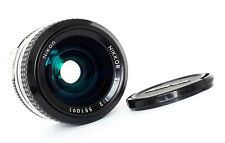 Nikon Nikkor 28mm f2.0 - ai 1980-eccellente!