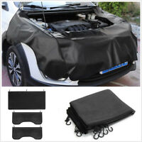 Car Fender Covers Protect Paintwork Magnetic Wing Protector Bonnet Repair Tool