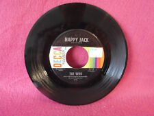 The Who, Happy Jack / Whiskey Man, Decca Records 32114, 1967, Garage Rock, Mod