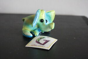 Elephant by Geckoz Snakes and Frog Plush/Sand Soft Toy Stuffed Animal w/tag